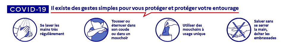 Gestes-Protection